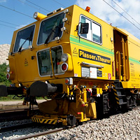 5 TRACK MAINTENANCE TRAINS